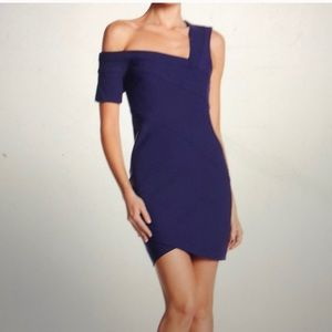 NWOT Cinq a Sept Coralisa Dress in Blue size 0